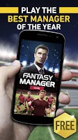 Screenshot of Fantasy Manager Club