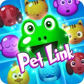Pet Link: Free Match 3 Games