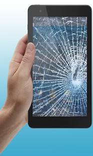 Broken Screen -Cracked Screen - náhled