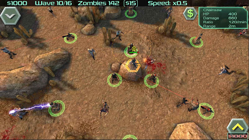 Zombie Defense apkmind screenshots 12
