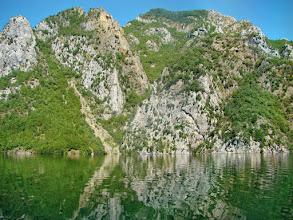 Photo: Jeziora Koman i Fierza - Albania