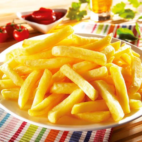 Abbildung Pommes Frites