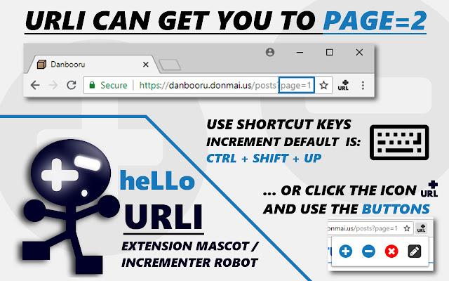 URL Incrementer