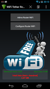 WiFi Tether Router 6.3.5 Mod Apk Download 1