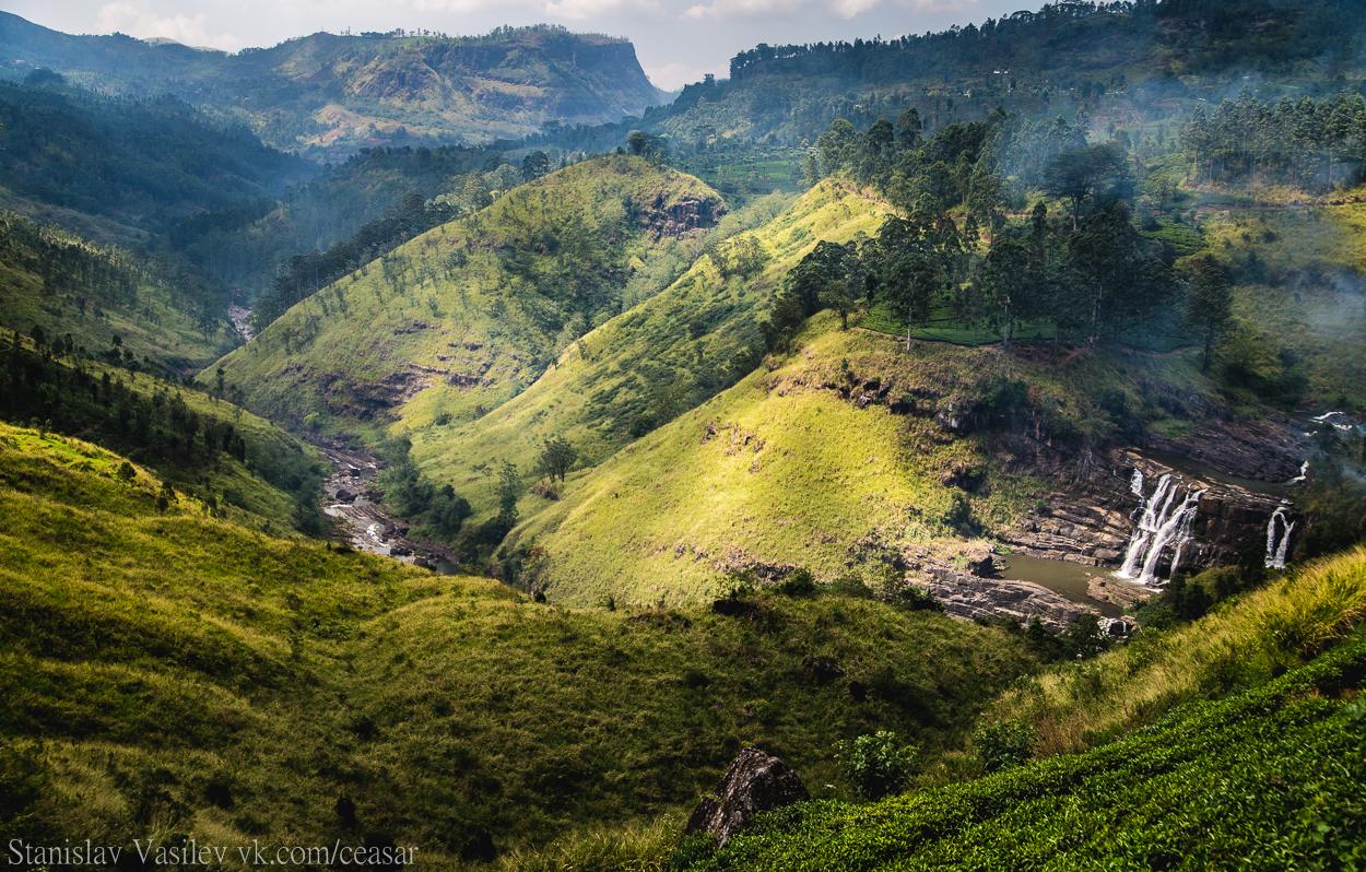 Горная часть Шри-Ланки