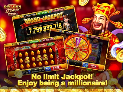 Golden Tiger Slots – Online Casino Game App Download For Android and iPhone 9