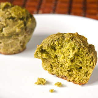 Spinach Muffins.