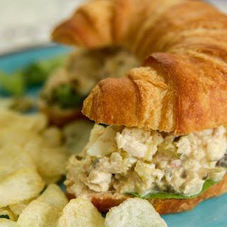 Southern Style Tuna Salad.