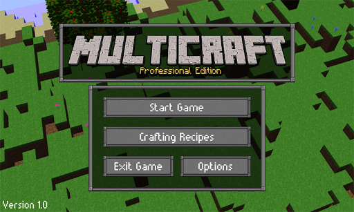 Multicraft: Pro Edition screenshot 1