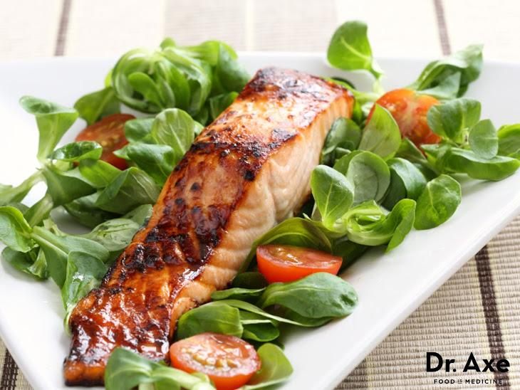 Grilled Honey Glazed Salmon Recipe