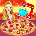 Pizza Cooking Games for Girls