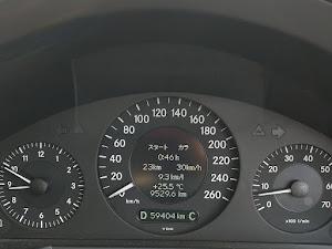 Eクラス ステーションワゴン W211のカスタム事例画像 たーやんさんの2020年09月23日15:51の投稿