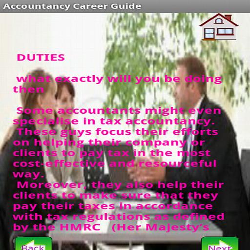 Accountancy Career Guide 2.4.1 screenshots 5