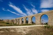 74 арки акведука Камарес