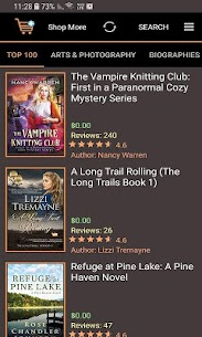Free Books For Kindle 8.4.8 APK Mod Updated 2