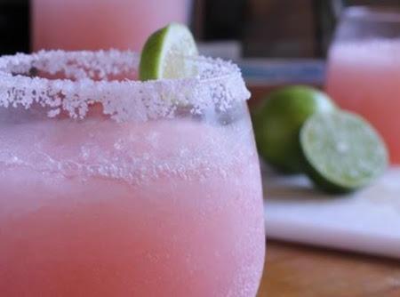 Pink Lemonade Margaritas Recipe