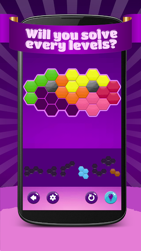 Hexa Puzzle Hero 1.52.1 screenshots 4