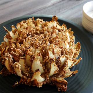 Spicy Blooming Onion.