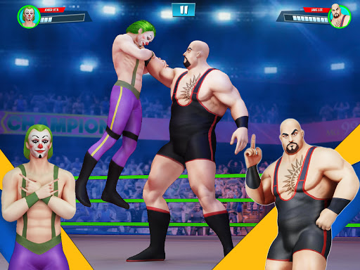 Wrestling Revolution 2020: PRO Multiplayer Fights  screenshots 16