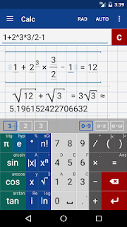 Math + Graphing Calculator screenshot 00