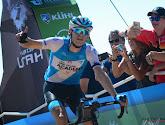 Ben Hermans remet le couvert au Tour de l'Utah