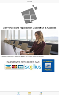Cabinet DF & Associés- screenshot thumbnail