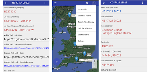 Uk grid reference finder beta apps on google play gumiabroncs Gallery