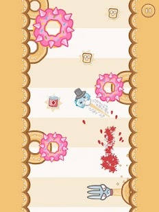 Toaster Swipe:Fun Jumping Game- screenshot thumbnail