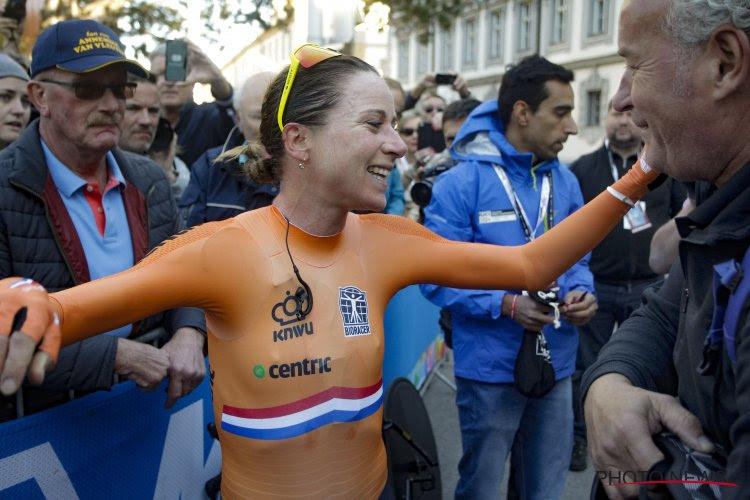 Van Vleuten topfavoriete voor nieuwe wereldtitel tijdrijden, al is Nederlandse triomf niet helemaal gegarandeerd