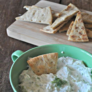 Cucumber Dill Yogurt Dip Recipes