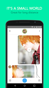 Glide – Video Chat Messenger App Download For Android and iPhone 4