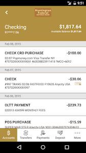 Huntington Fed. Savings Bank screenshot 3