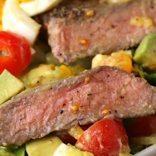 4. Steak and Avocado Salad