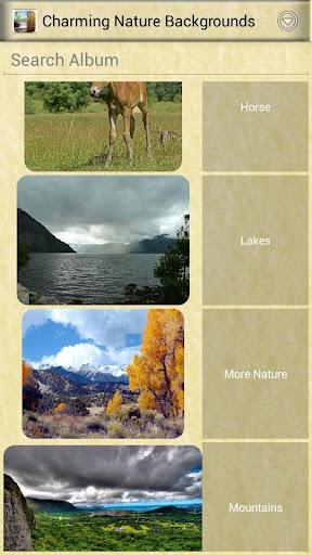 迷人的自然背景|玩生活App免費|玩APPs