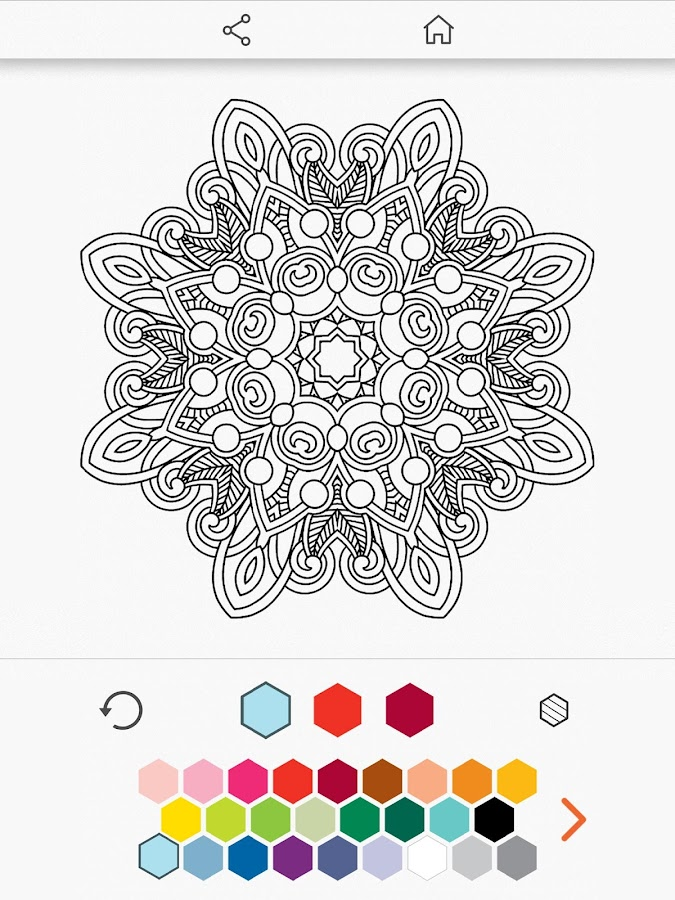 Colorfy - Coloring Book Free- screenshot