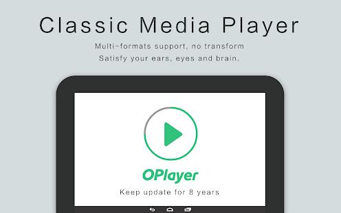 視頻播放器-OPlayer Lite