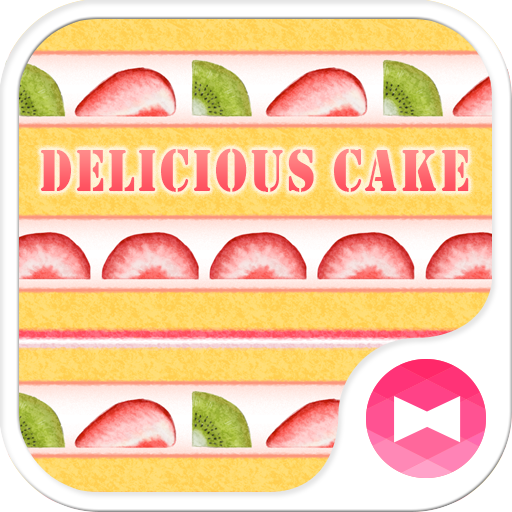 Sweets Theme-Yummy Cake- Icon