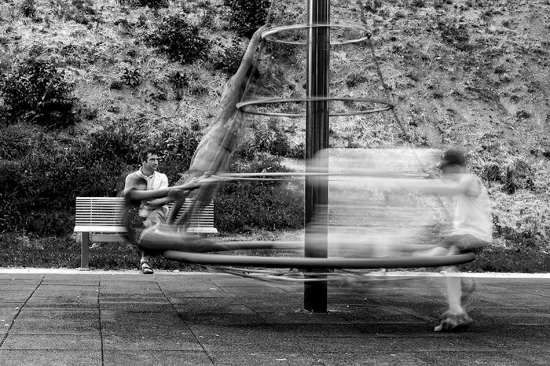 Gira, gira, giraaa... di Simone De Barba
