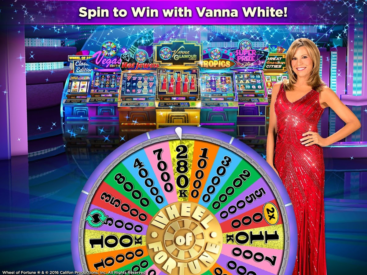 wheel of fortune in casino