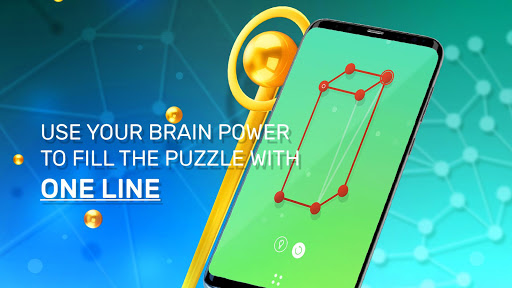 One Line - One Touch Drawing Puzzle apkmr screenshots 2