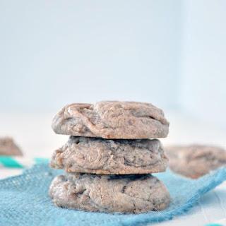 4 Ingredient Flourless Snickerdoodles