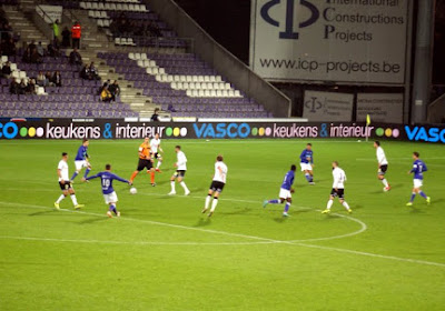 D1B : Beerschot-Wilrijk - Roulers : les Anversois concluent difficilement