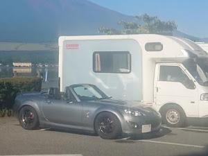 ロードスター NCEC RS RHT 6MT H21年式のカスタム事例画像 髭公爵さんの2020年08月18日22:37の投稿