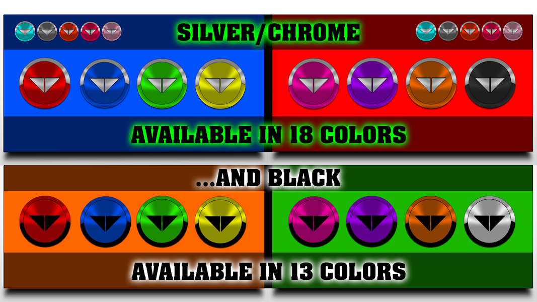 Silver and Black Icon Pack ✨Free✨