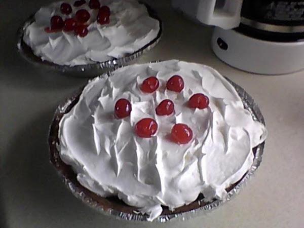 Fruit And Cream Cheese Pie Recipe