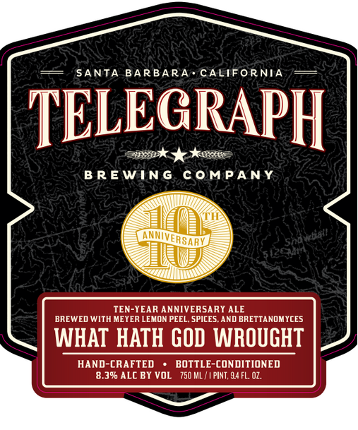 Logo of Telegraph 10th Anniv: What Hath God Wrought