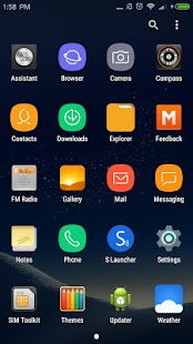 S S8 Launcher - Galaxy S8 Launcher, theme, cool- screenshot thumbnail