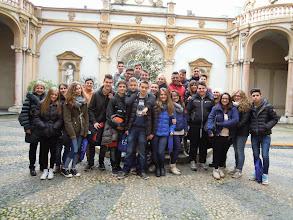 """Photo: 17/12/2014 - Istituto """"Colombatto"""" di Torino. Classe II F."""