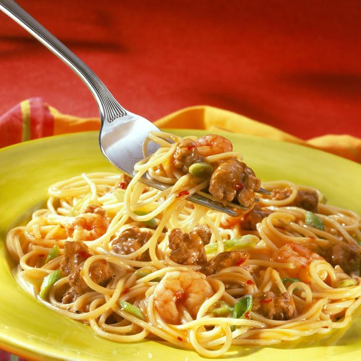 Snake Alley Noodles Recipe
