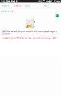 Screenshot of First Aid Emergency & Home